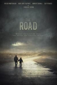 The Road, Locandina del film del 2009 ispirato al testo di McCharty