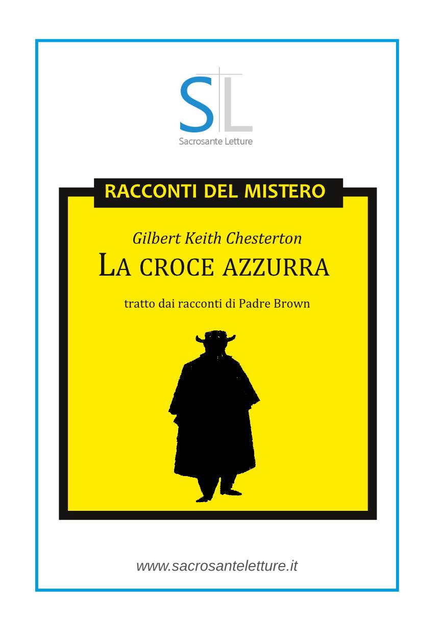 Sherlock Holmes o Padre Brown?